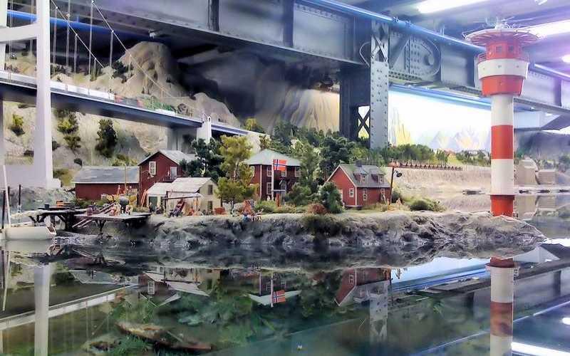 Miniatur Wunderland: Norwgegen