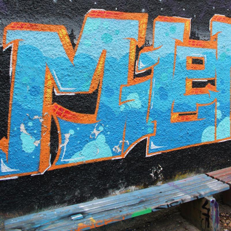 Street Art. Haus der Jugend