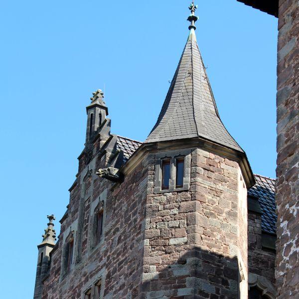 Das Anwesen Schloss Berlepsch