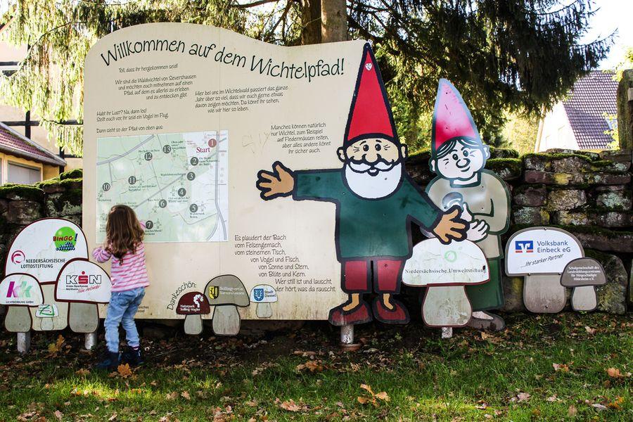 Qualitätsweg Wanderbares Deutschland - Wichtelpfad