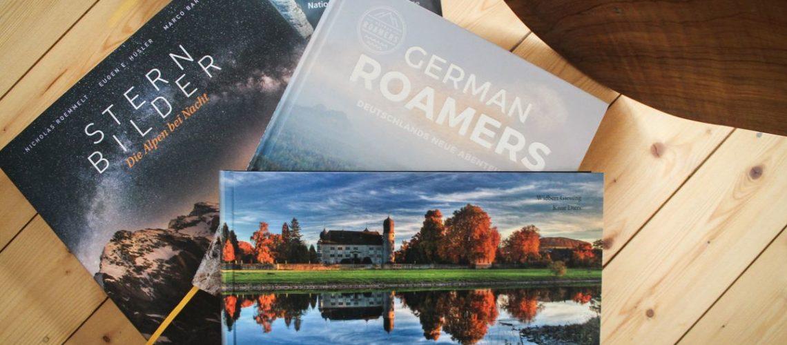 Ein sagenhaft schönes Deutschland in vier Bildbänden