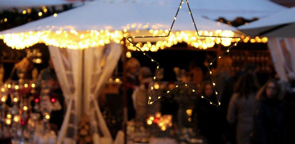 Weihnachtsmarkt im Weserbergland auf dem ehemaligen Kloster Corvey