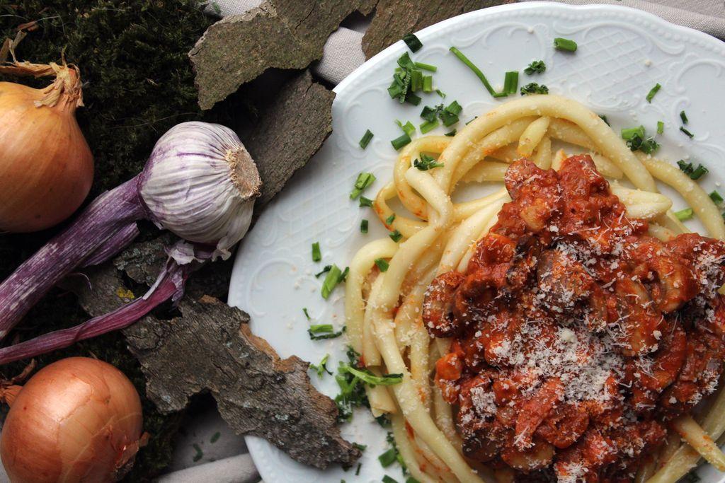 Hirtenmakkaroni nach einem Rezept aus den Ammergauer Alpen