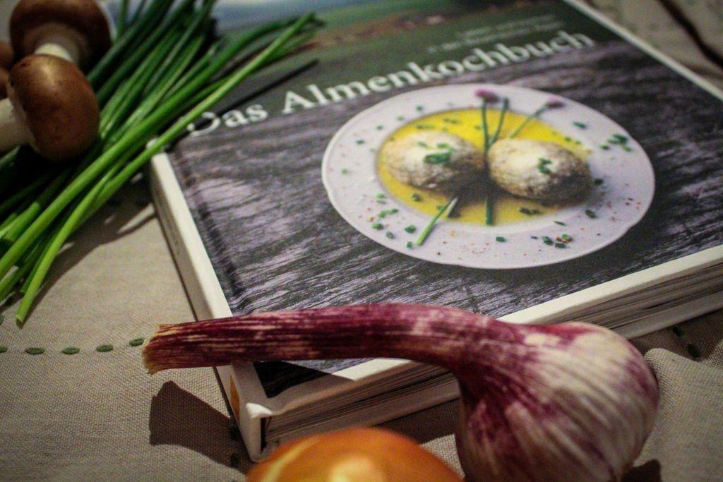 Urtypische Rezepte aus den Bergen z.B. Hirtenmakkaroni