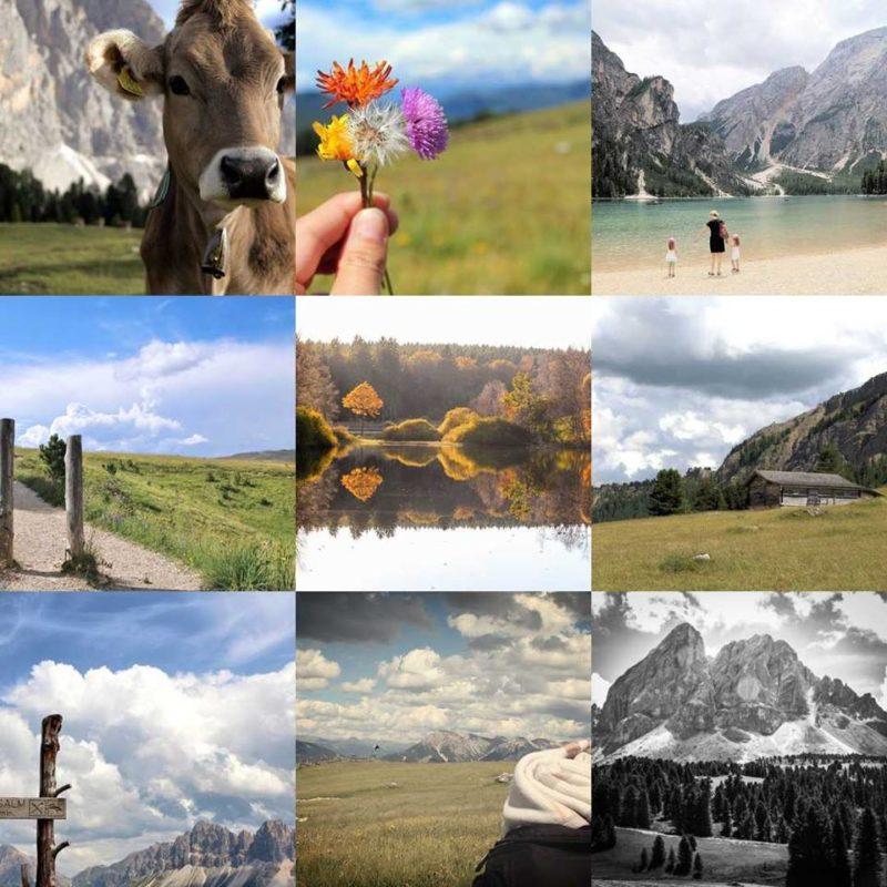 Reise-Fotografien: Naturparke in Deutschland und Südtriol