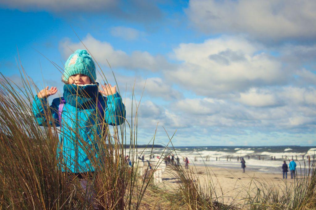 Strandaufgang No. 12: Zingst im Herbst